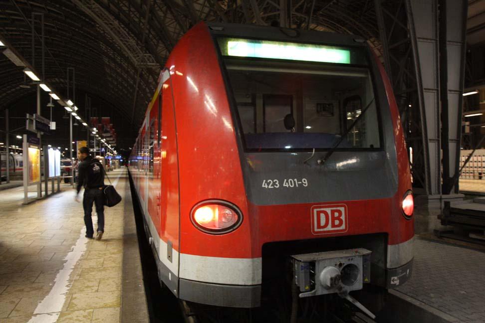 独23]ドイツ鉄道1:たろうさんの...